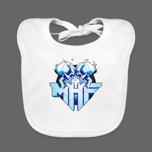 MHF New Logo - Baby Organic Bib