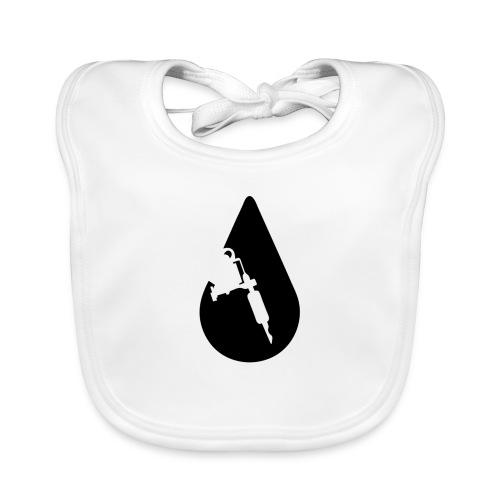 INK Drop Tee - Hagesmække af økologisk bomuld