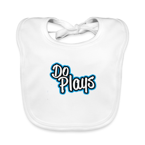 Gymtas   Doplays - Bio-slabbetje voor baby's