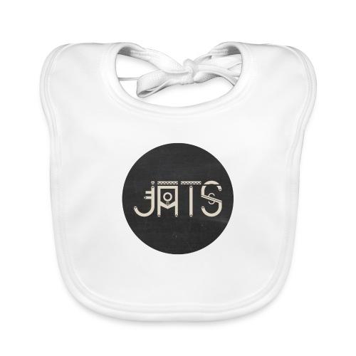 JATS indien circle - Bavoir bio Bébé