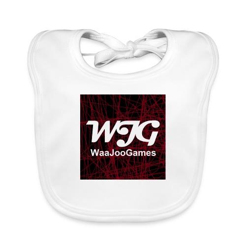 T-shirt WJG logo - Bio-slabbetje voor baby's