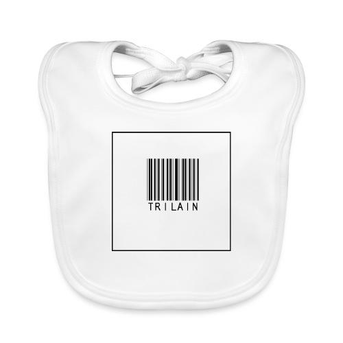 Trilain - Standard Logo T - Shirt - Bio-slabbetje voor baby's