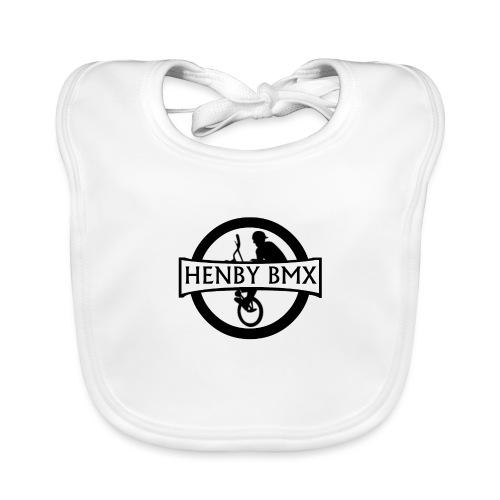 Plain Man's T-Shirt (Official HenbyBMX Logo) - Organic Baby Bibs