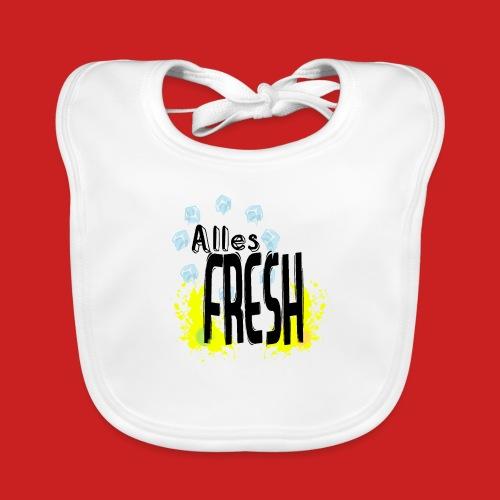 Alles Fresh / Frisch Sommer Eis - Baby Bio-Lätzchen