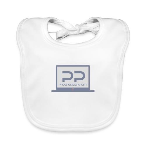 muismat met logo - Bio-slabbetje voor baby's