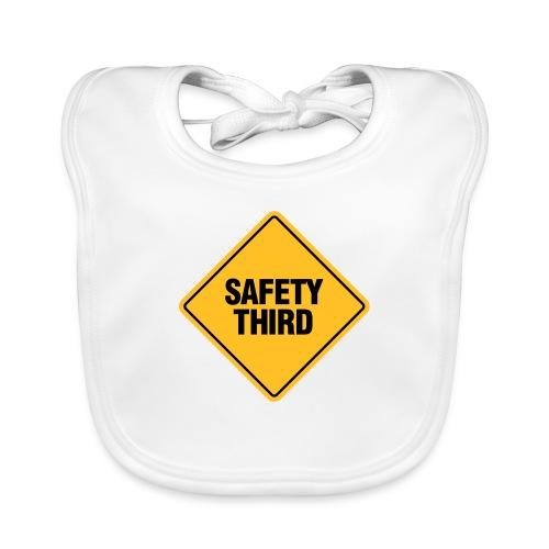 SAFETY THIRD - Baby Organic Bib