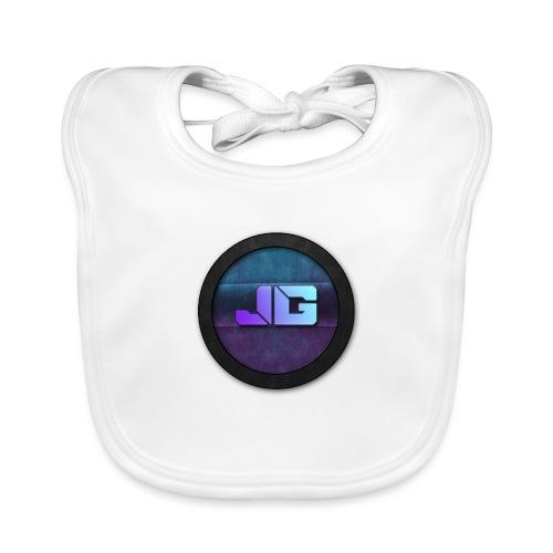 shirt met logo - Bio-slabbetje voor baby's