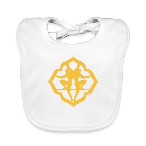 2424146_125176100_logo_homme_orig - Babero de algodón orgánico para bebés