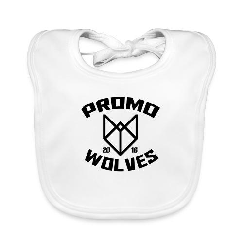 Big Promowolves longsleev - Bio-slabbetje voor baby's
