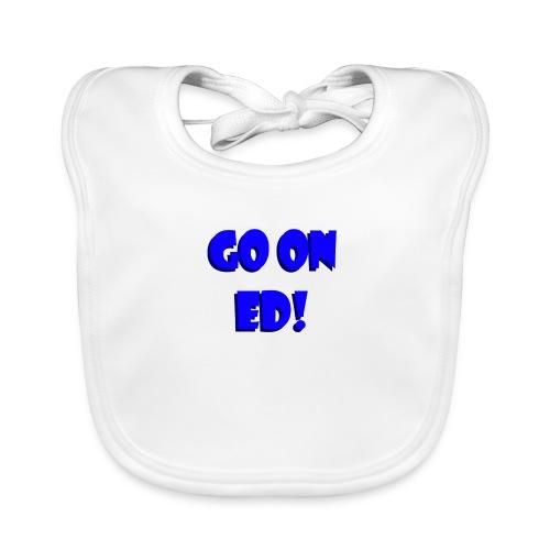 Go on Ed - Baby Organic Bib