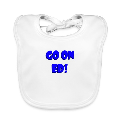 Go on Ed - Organic Baby Bibs
