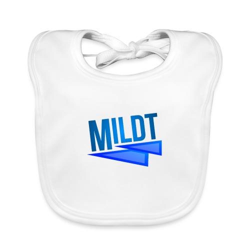 MILDT Normale Kids Shirt - Bio-slabbetje voor baby's