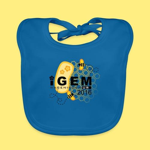 Logo - shirt men - Bio-slabbetje voor baby's
