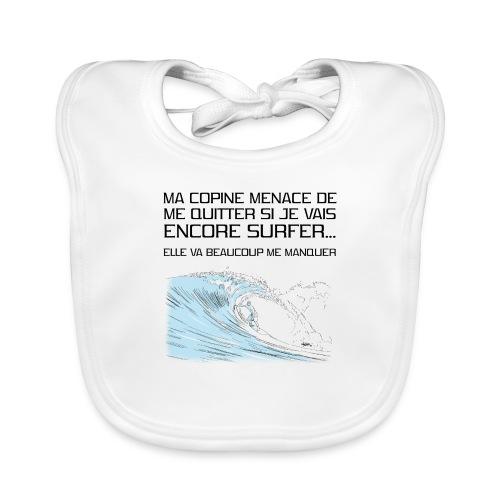 copine-surf - Bavoir bio Bébé