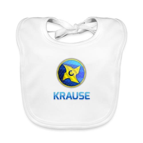 Krause shirt - Baby økologisk hagesmæk