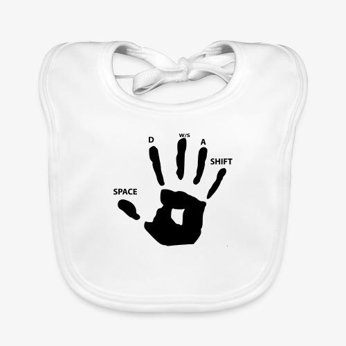 hand png - Baby Organic Bib