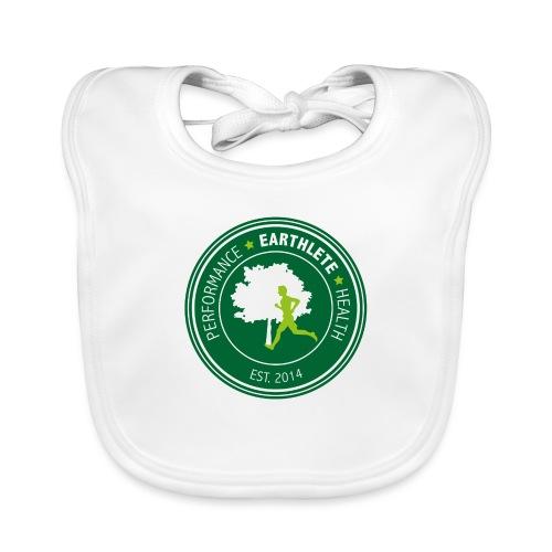 EARTHLETE Brand Logo - Hagesmække af økologisk bomuld
