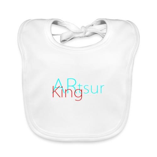 ARtsurKing Logo - Baby Organic Bib