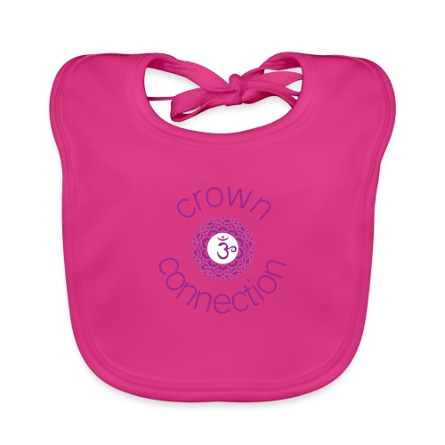 Crown Connection Logo - Organic Baby Bibs