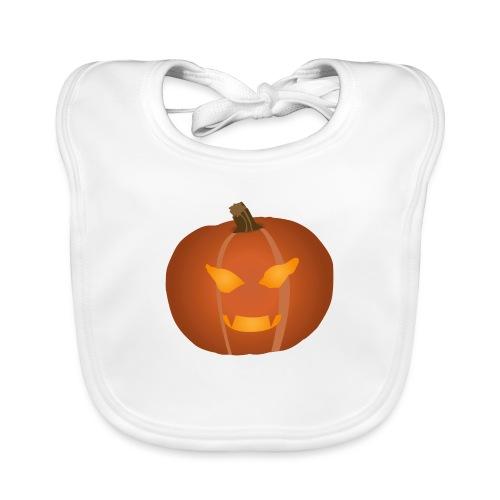Pumpkin - Ekologisk babyhaklapp