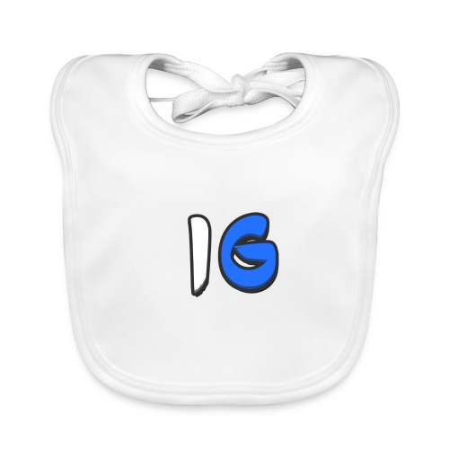 Offical Coloured Design - Organic Baby Bibs
