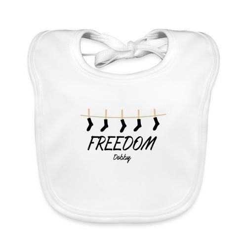 Freedom Dobby - Bavoir bio Bébé
