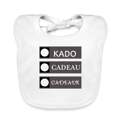 kado - Bio-slabbetje voor baby's