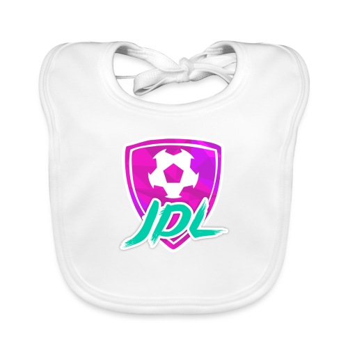 Logotipo del canal de JDL - Babero ecológico bebé