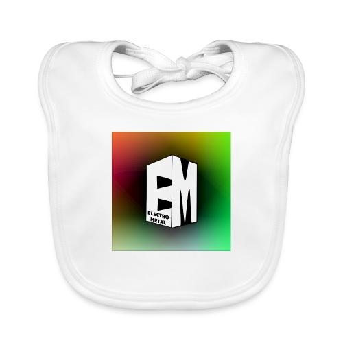 ElectroMetal_Logo - Organic Baby Bibs