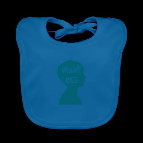 TShirt_Weekiewee - Bio-slabbetje voor baby's