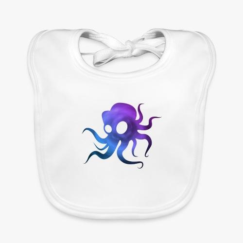 Space Squid - Baby økologisk hagesmæk