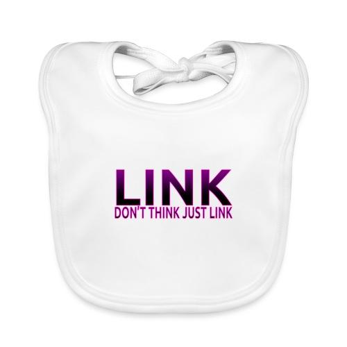 LINK PURPLE DESIGN - Organic Baby Bibs