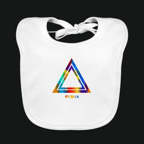 ØKUNA - Tee shirt logo - Bavoir bio Bébé