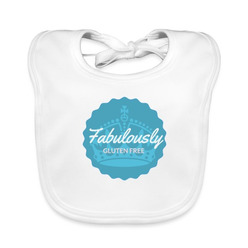 Fabulously Gluten Free Collection - Organic Baby Bibs