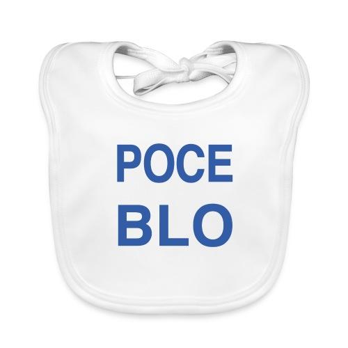 Tee shirt POCE BLO - Bavoir bio Bébé