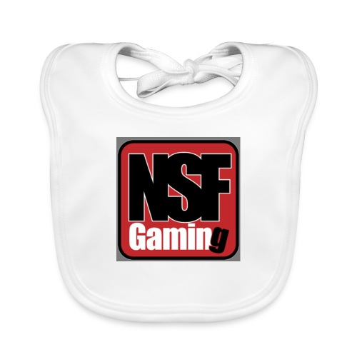 NSFGaming - Ekologisk babyhaklapp