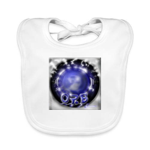 Hyperspace potato Blue Orb - Baby Organic Bib