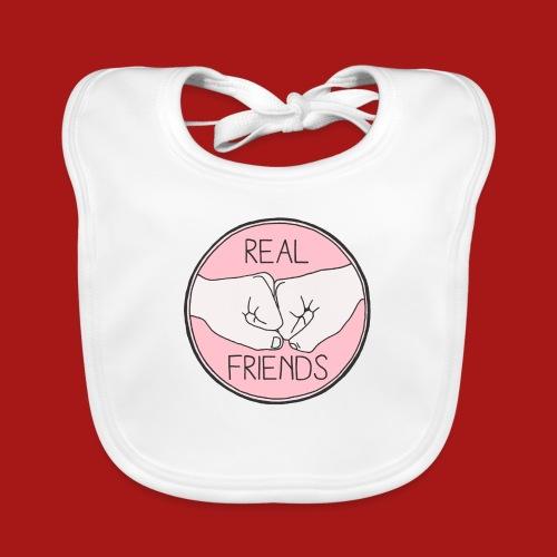 Real Friends - Baby økologisk hagesmæk