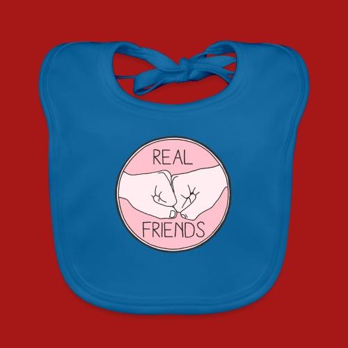 Real Friends - Hagesmække af økologisk bomuld
