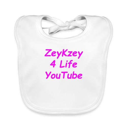 ZeyKzey Steet Waer - Ekologisk babyhaklapp
