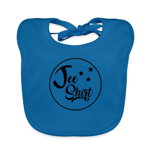 JeeShirt Logo - Bavoir bio Bébé