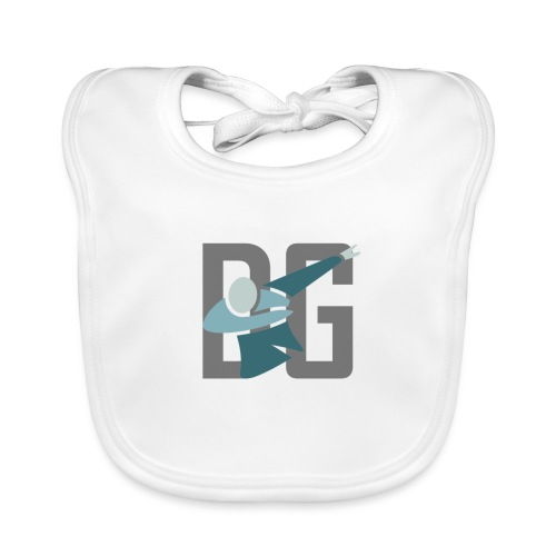 Original Dabsta Gangstas design - Baby Organic Bib