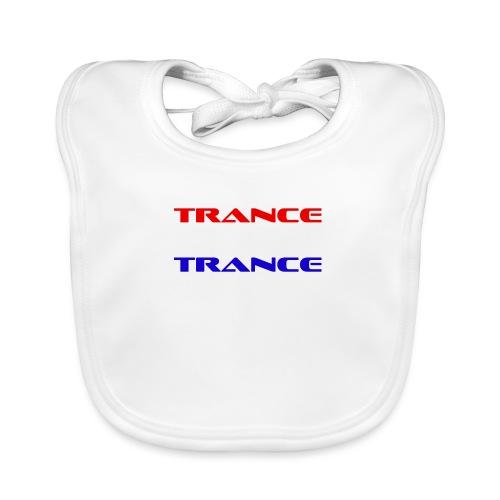 Trance Holland - Ekologisk babyhaklapp