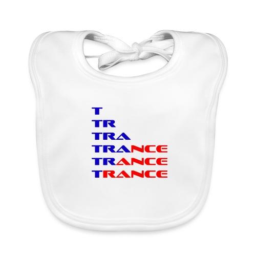 Trance Tjeckien - Ekologisk babyhaklapp
