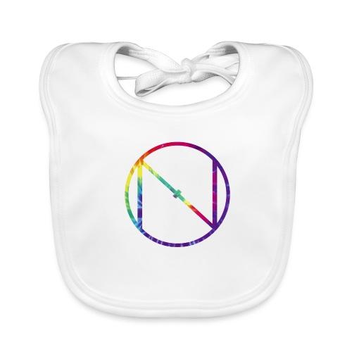 Tye Die Logo - Baby Organic Bib