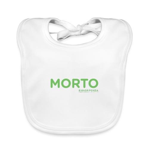MORTO - Bavaglino ecologico per neonato