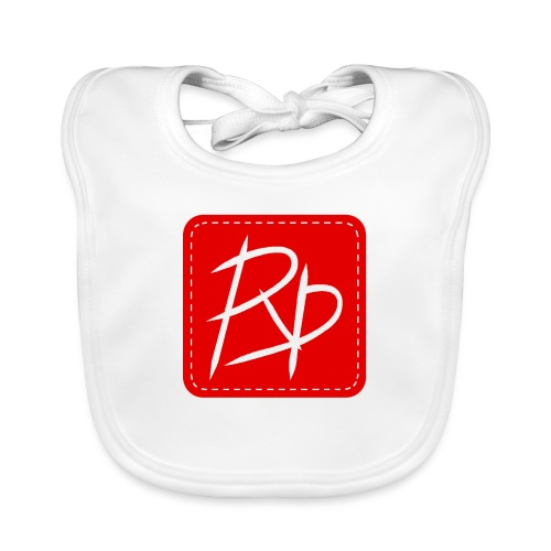 Provoke Designs Red Square - Organic Baby Bibs