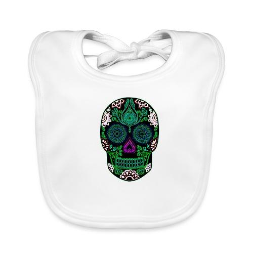 Sugar Skull - Organic Baby Bibs