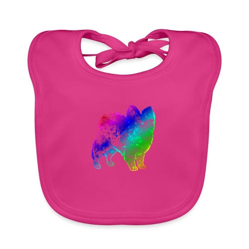 Space Dog - Baby Organic Bib