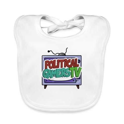 Politcial Gamers TV Shop - Organic Baby Bibs